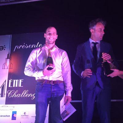 BURDIGALA - Prix du Public