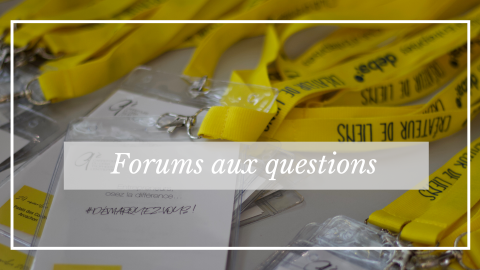 Forum aux questions