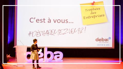 Entrepreneurs, osez la différence ! #démarquezvous !