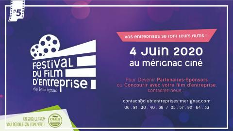Festival du film d'entreprise de Mérignac