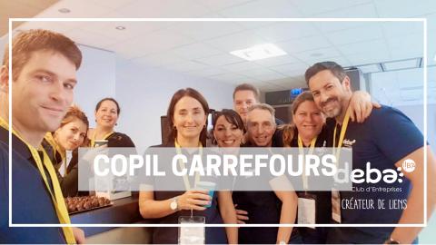 Le Copil Carrefours en route pour une nouvelle édition !