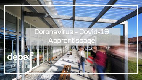 Coronavirus – Covid-19 Apprentissage