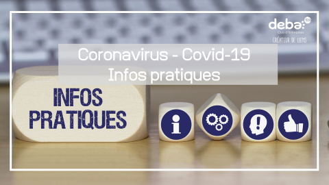 COVID 19 – informations utiles