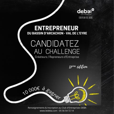 Challenge DEBA : qui sont les membres du jury ?