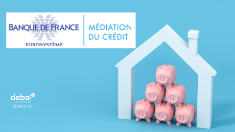 SAISINE DE LA MEDIATION DU CREDIT