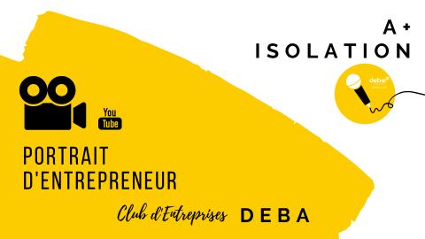 Portrait d'Entrepreneur avec A PLUS ISOLATION