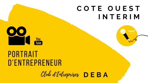 Portrait d'Entrepreneur – COTE OUEST INTERIM
