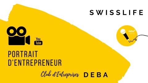 Portrait d'Entrepreneur – SwissLife