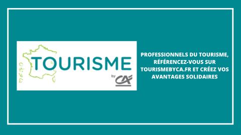 Tourisme by CA