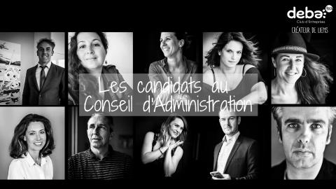 Protégé: Les candidats au Conseil d'Administration