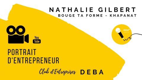 Portrait d'Entrepreneur – BOUGE TA FORME – KHAPANAT