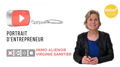 Portrait d'Entrepreneur – IMMO ALIENOR